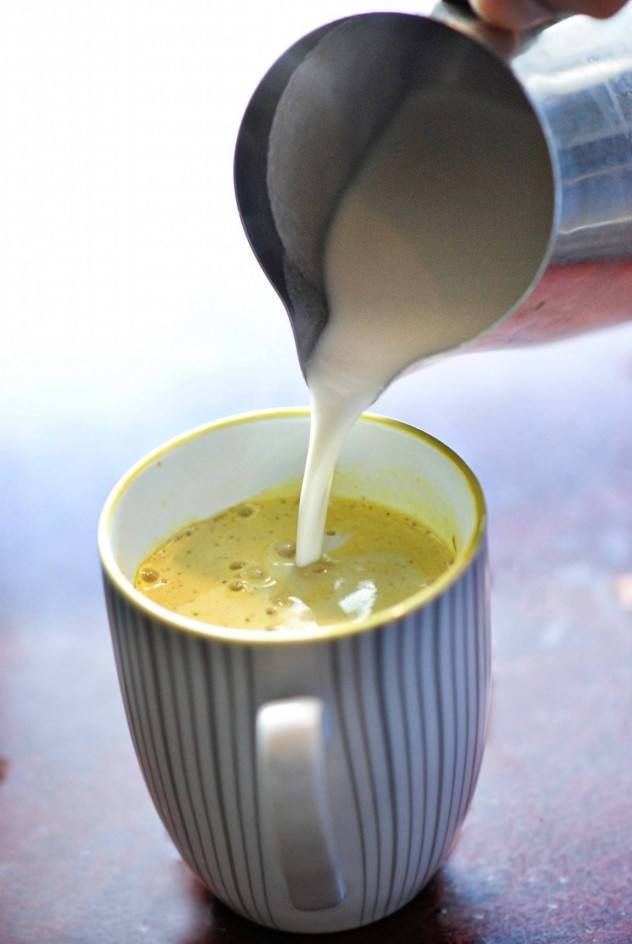8 - golden milk