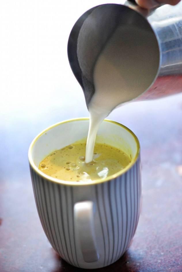 8 - golden milk